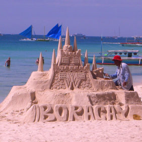 GK Random Post : Boracay Trip in a while!