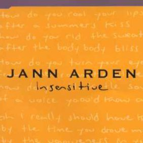 NEW COVER | Insensitive by Jann Arden