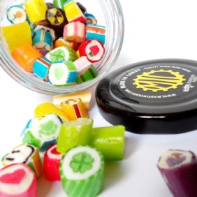 A Jar of Everything, Made in Candy
