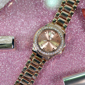 XOXO Rose Gold Watch from Great Value Plus + International Giveaway