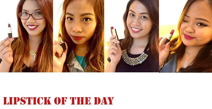 ipstick of the Day - Genzel Kisses (c)