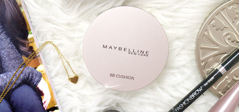 Maybelline Super BB Cushion Review Swatches Photos - Gen-zel.com(c)