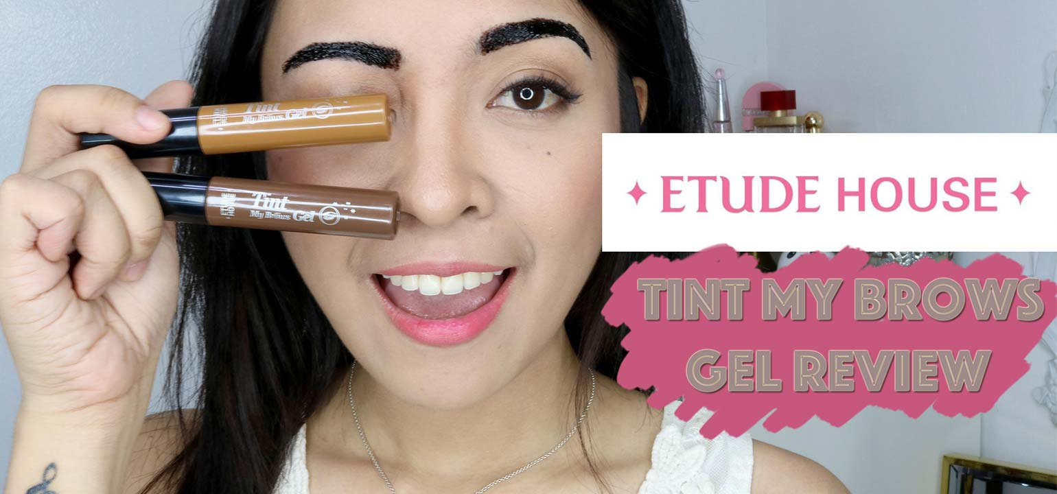 Etude house tint my brows gel review tutorial giveaway gen etude house tint my brows gel review tutorial giveaway baditri Image collections