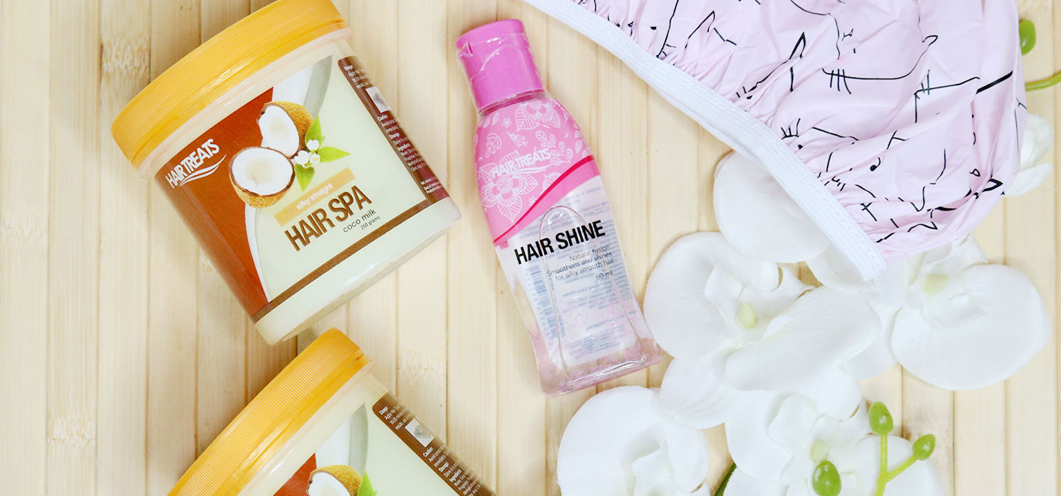 Tried And Tested Watsons Hair Treats Hair Spa Exciting Promos