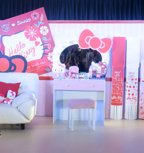 Happy Skin x Sanrio Characters - Grand Launch, Preview, Swatches - Gen-zel - She Sings Beauty