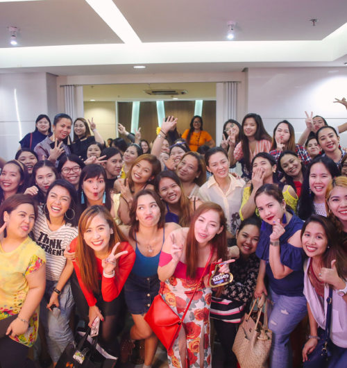 Blogger Babes Meet and Greet - Lifestyle Bloggers Philippines - Gen-zel She Sings Beauty