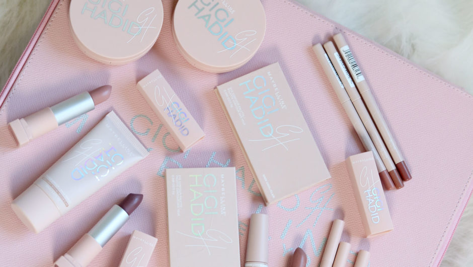 Gigi Hadid Maybelline Collection Review Swatches Photos - East Coast Glam - Gen-zel She Sings Beauty