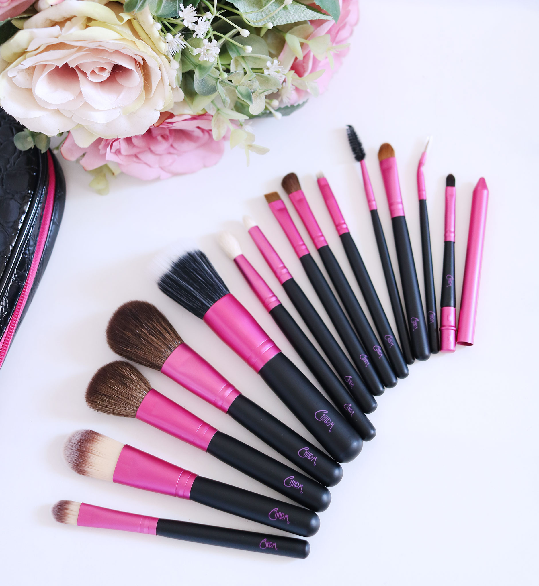 My Charm Essentials Makeup Brushes After 5 Years New